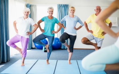 Exercise Balance to Prevent Falls