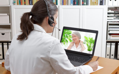 Hillcrest Physical Therapy Offers Telehealth Services