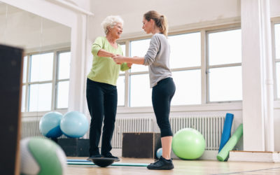5 Exercises for Improving Balance, Preventing Falls