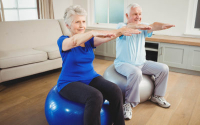Hillcrest Physical Therapy exams help prevent falls, ensure quality of life