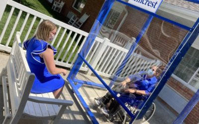 Hillcrest Ready to Open Outdoor Safety Windows
